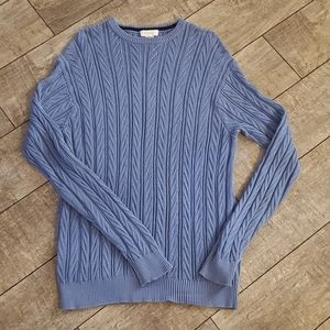 Barney's New York Blue Sweater 516